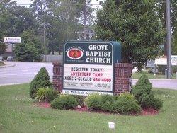 Grove Baptist Church Cemetery