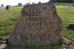 Byerly Freeman Cemetery