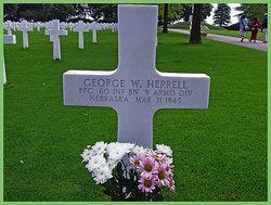 PFC George Walter Herrell