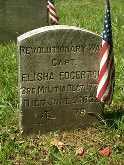 Elisha Edgerton