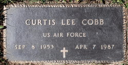 Curtis Lee Cobb