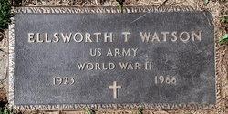 Ellsworth T. Watson