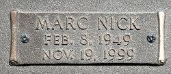 Marc Nick Mascaro