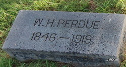 William Henry Perdue