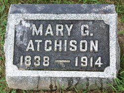 Mary G. <I>Lappin</I> Atchison