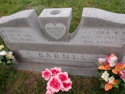 Norene Baker Barnes