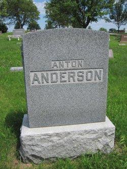 Anna <I>Swanson</I> Anderson
