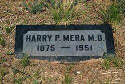 """Dr Harry Percival """"Doc"""" Mera Jr."""