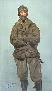 Maj Frederick George Jackson
