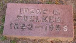 Irene O Foulkes