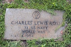 Charles Lewis Ross
