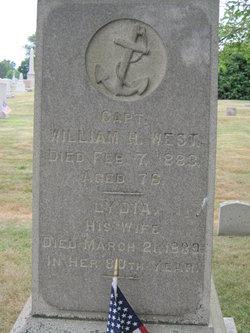 Capt William H West
