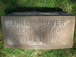 Anna C. Boyer