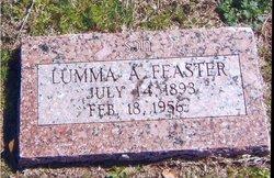 Lumma A. Feaster