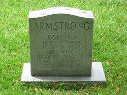 Basha <I>Bales</I> Armstrong