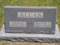 Edna <I>Myers</I> Allan