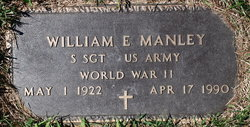 Rev William E Manley