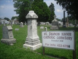 Saint Xaviers Cemetery