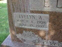Evelyn Agnes <I>Hefner</I> Ely