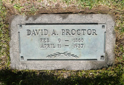 David Alma Proctor