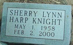 Sherry Lynn <I>Harp</I> Knight