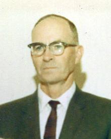 Ralph V Hallead