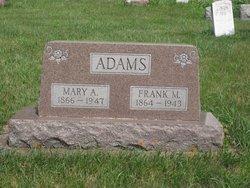 Frank Marvin Adams