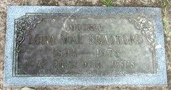 Lona Mae <I>Bernard</I> Bradford