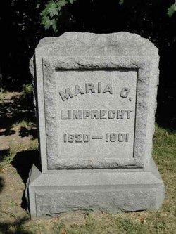 Maria C <I>Clemens</I> Limprecht