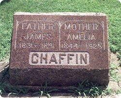 Amelia A. <I>Morse</I> Chaffin