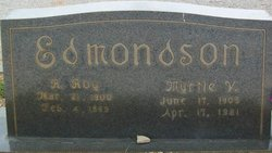 Robert Roy Edmondson