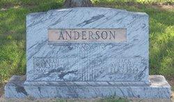 "Andrew Jackson ""Jack"" Anderson"