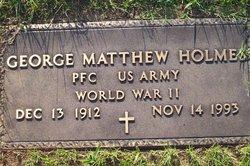 "George Matthew ""Jim"" Holmes"
