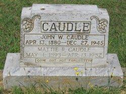 John W. Caudle