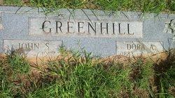 Dora A Greenhill