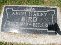 Arch Hailey Bird