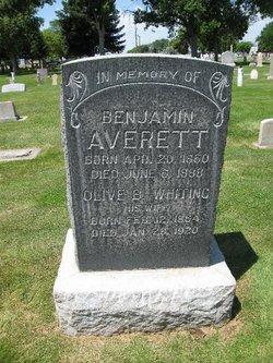 Olive Bethea <I>Whiting</I> Averett