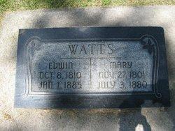 Edwin Thomas Watts, Sr