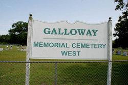 Galloway Memorial Cemetery West