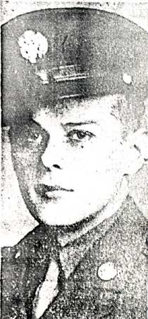 Pvt Michael Yachus