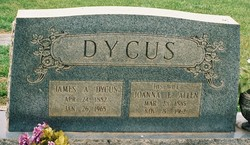 James Abner Dycus