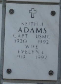 Evelyn L Adams