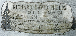 Richard David Phelps