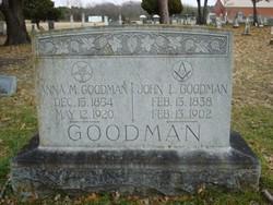 John Leonidas Goodman