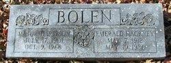 Major Harrison Bolen