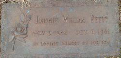 Johnnie William Petty