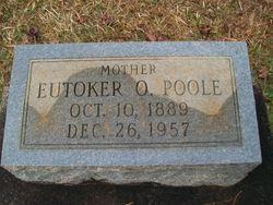 Eutoker <I>Odom</I> Poole