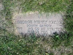 George Henry Harms