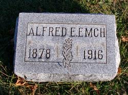 Alfred E Emch