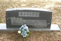 Ida Melissa <I>Boone</I> Baxley